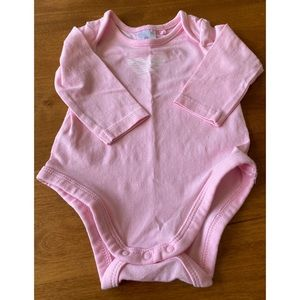 Target Baby Bodysuit 000 3-6mths Pink
